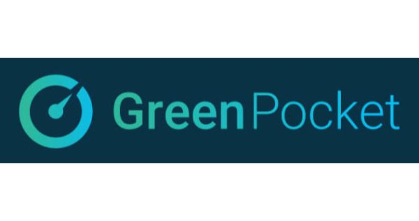 green pocket logo