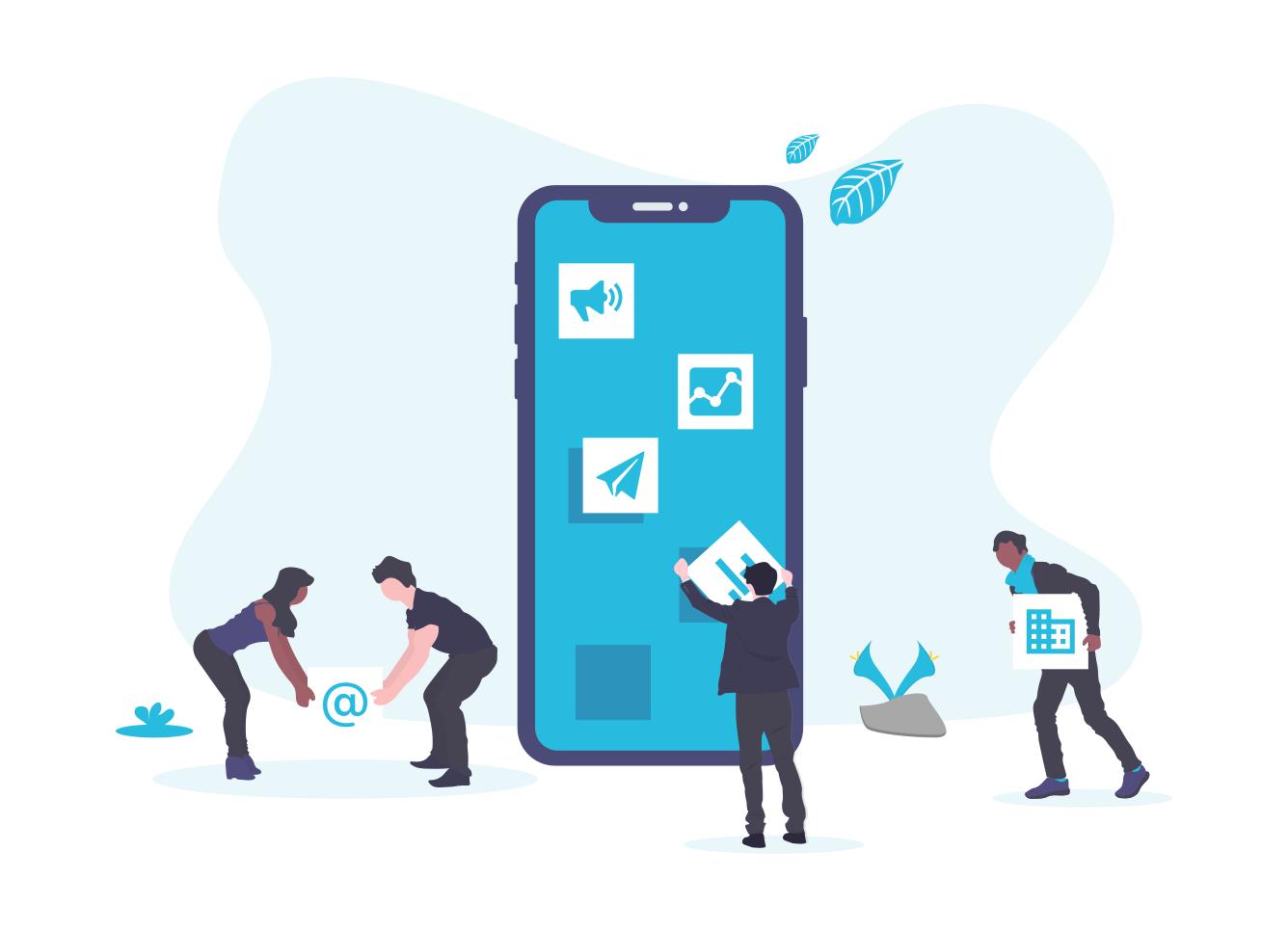 Marekting und Communications