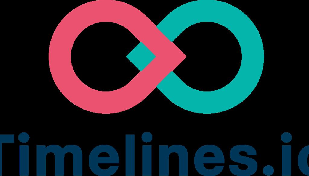 timelines io logo