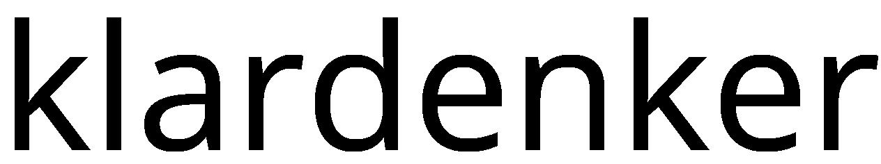 klardenker logo 171002 01